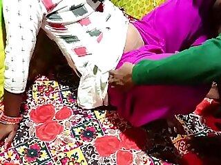 Horny indian bhabhi devar hardcore lovemaking