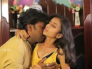 Young sexy desi has her..