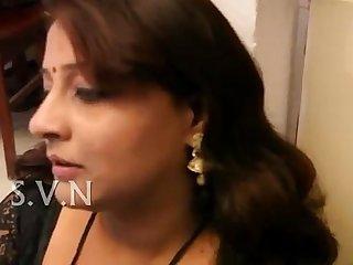 Teepi gyamakapmuy ( Indian Aunty ) - Telugu Short Film By SVN