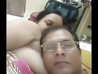Indian Couple Romance with..