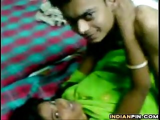 Naughty Indian Couple In A..