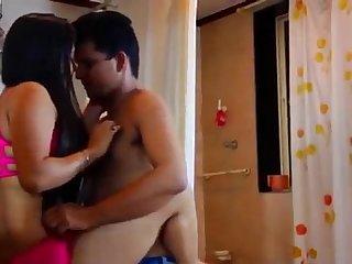 Beautiful Indian Couples Enjoying Great Sex- Midnight Masala Clip.