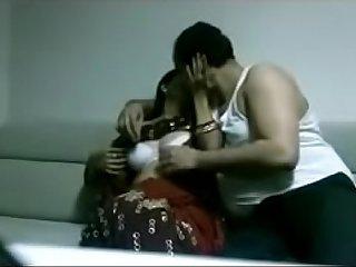 indian desi wife in saree..