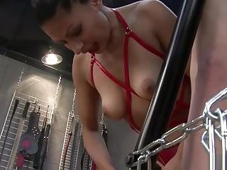 Indian mistress foot slave..