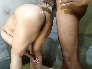 Best Forever Bathroom Sex With Confrere Bhabhi